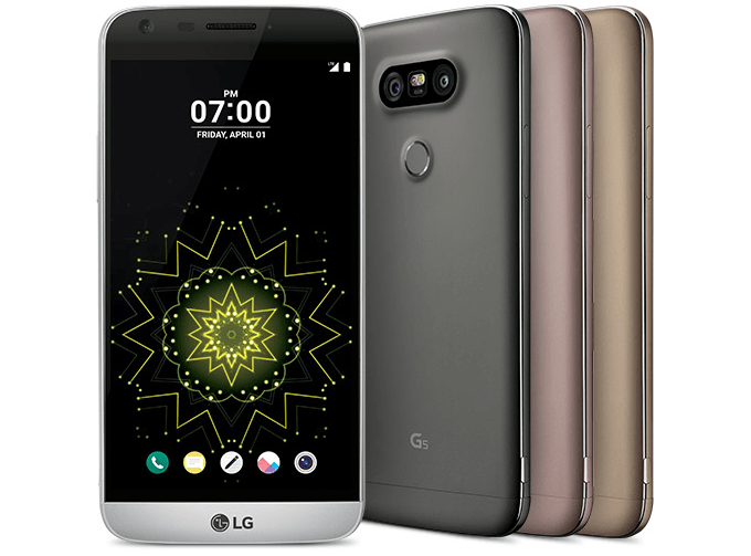 LG G5 specifications