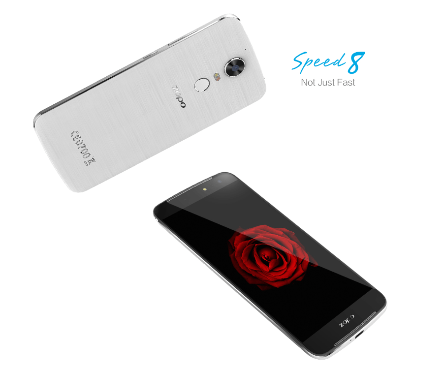 specs of Zopo Speed 8