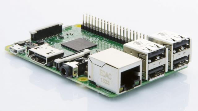 Raspberry Pi 3 specs