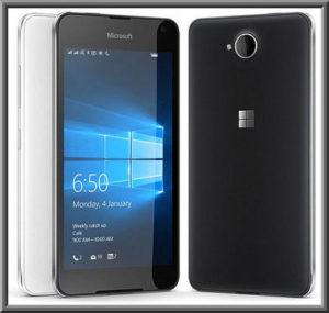 Microsoft lumia 650 4g