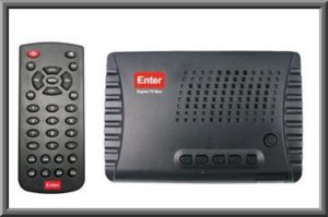 Enter USB TV Tuner