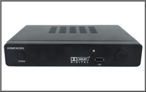 Mediasonic Digital TV converter Box