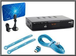 Viewtv VT-163 ATSC Digital TV Converter Box