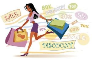 Shopping more with Coupons