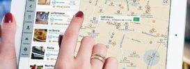Edit road option in google maps