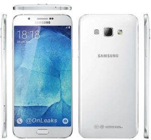 samsung galaxy A8 with extra ordinary features