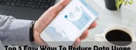 Tips To Reduce Data Usage On Android