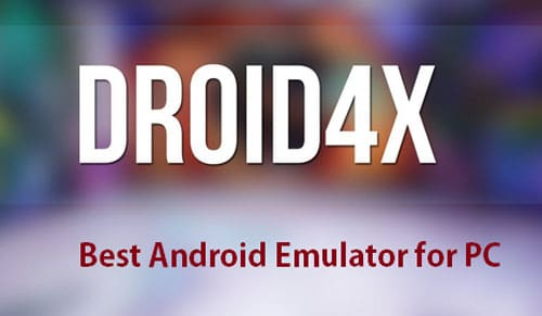 Droid4x Offline Installer