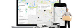 GPS Fleet Tracking Software System