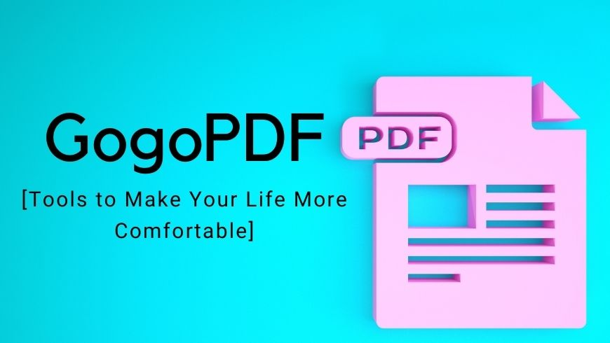 GoGoPDF's Ultimate Guide For Beginners